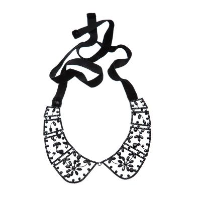 Strass Collar - Black rhinestone