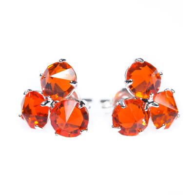 Small triangle earrnigs