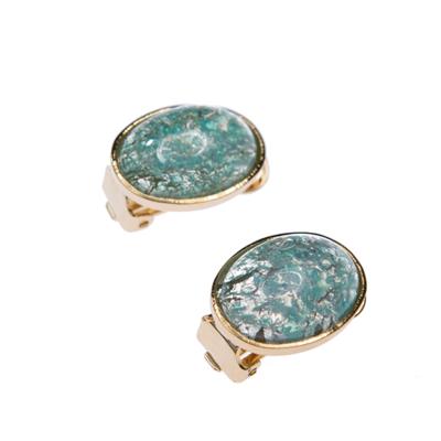 Beautiful earrings clip